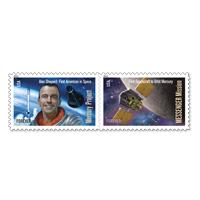 MESSENGER stamp