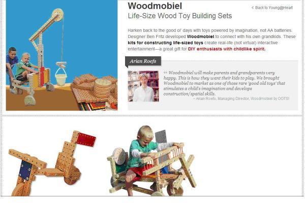 woodmobiel image
